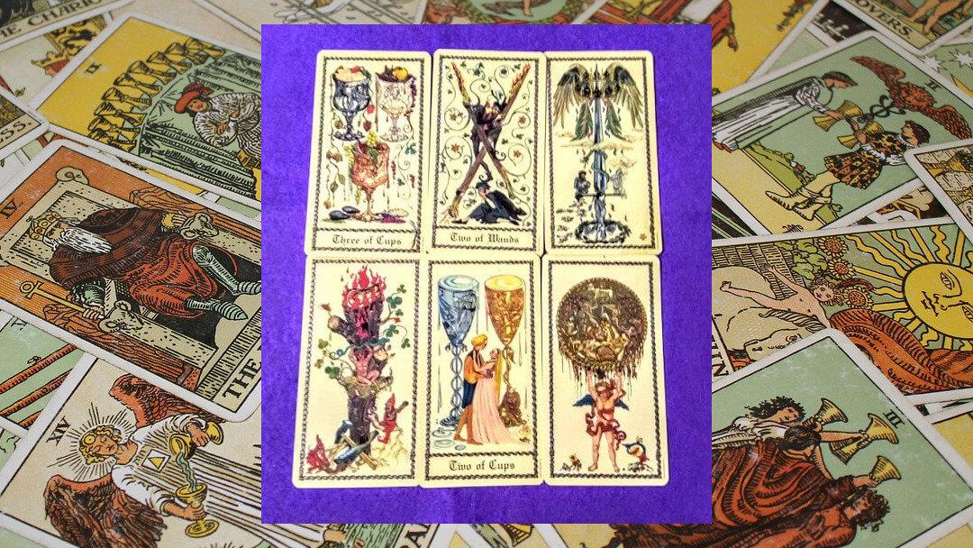 Tarot-Los Arcanos Menores