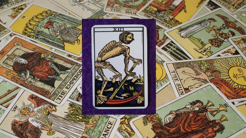 Arcano Mayor-La Muerte