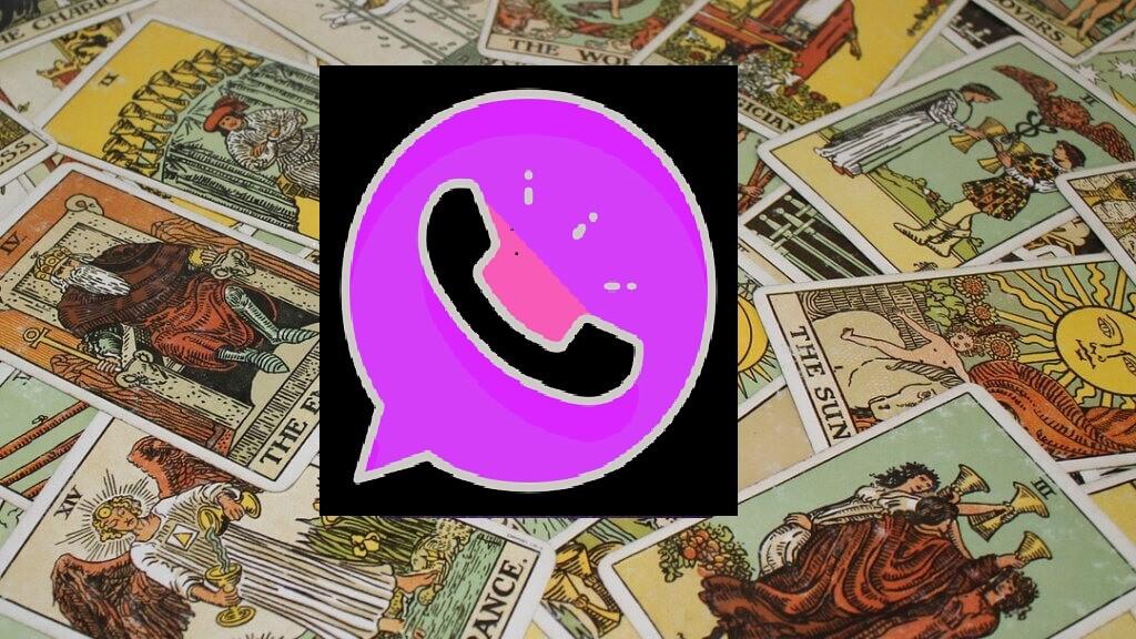 Como se realiza una consulta de Tarot por WhatsApp?